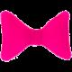 Strik roze -klein