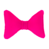 Strik roze - groot